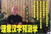 《理象汉字预测学》