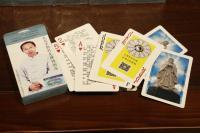 九天玄数预测扑克牌研制成功